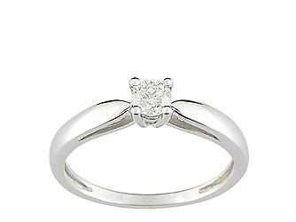 bague diamant 0.25 carat